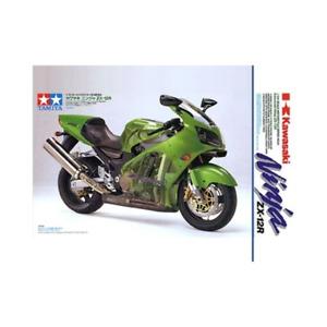 Tamiya 14084 1/12 Kawasaki Ninja ZX-12R Plastic Model Kit Brand New