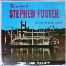 Font Anna & his Dance Orch-Magic of Stephen Foster LP