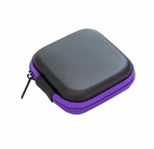 Data Cable Storage Bag Earphone Wire Organizer Case for Headphone