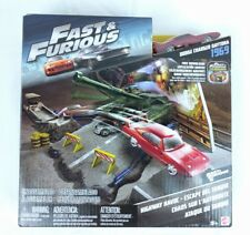 Mattel Fast And Furious Fast & Furious Street Scenes Highway Havoc dodge charger