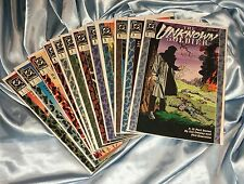 The Unknown Soldier #1-12 FULL Run SET VF/NM 12 Issues War Comic Books lot~HTF