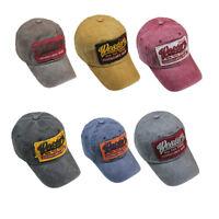 Women Men Sport Outdoor Baseball Cap Golf Adjustable Snapback Hip-hop Hat ch