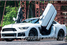2017 Ford Mustang Lambo Door Conversion Kit by Vertical Doors Inc AND 2015-16