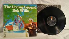 VINYL LP RECORD ALBUM BOB WILLS THE LIVING LEGEND