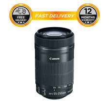 Canon EF-S 55-250mm f/4-5.6 IS STM Lens -