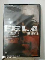 Fela Kuti. Music Is The Weapon (2003) DVD NUOVO