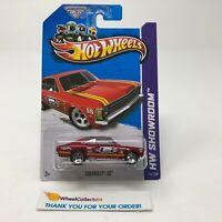 Chevrolet SS #241 * RED * 2013 Hot Wheels * Q16