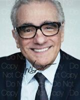 Martin Scorsese signed photo 8X10 print picture poster autograph RP