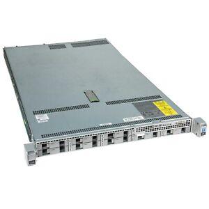 USED Cisco UCSC-C220-M4S Server DDR4-2133 Sata RAID 8x 2.5'' Gigabit Ethernet