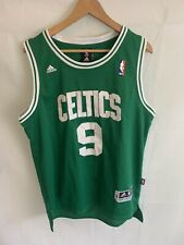 ADIDAS NBA Rondo Boston Celtics Size M Medium Authentic Swingman Jersey BNWT #9
