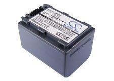 BATTERIA agli ioni di litio per SONY DCR-DVD905E DCR-HC17 DCR-HC26 DCR-HC23E DCR-HC46 dvd905