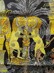 CARRE HERMES 90 «LES LEGENDES DE L'ARBRE»