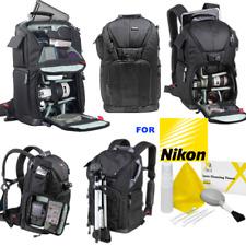 """VIVITAR X LARGE  SLING BACKPACK FOR NIKON D3400 D5600 D7200 D750 FITS LAPTOP 17"""""""