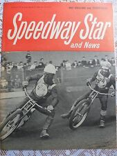 Speedway Star and News 15th March 1968