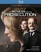 Agatha Christie's The Witness for the Prosecution [Blu-ray] New DVD! Ships Fast!