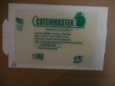 12 Catchmaster Peanut Butter Flavor Glue Boards Mouse 72MB - Regular