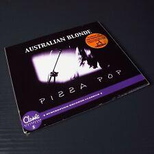 Australian Blonde-Pizza Pop 2008 CD+10 Bonus Tracks [Remastered] #0710F