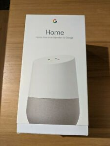 Google Home Smart Assistant - White Chalk