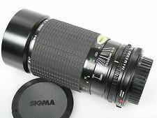Sigma Zoom III 75-200 mm f2, 8-3,5 75-200 1:2,8-3,5 for Canon FD TOP + Light Strong