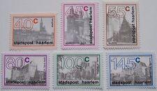 Stadspost Haarlem 1984 - Serie Stadsgezichten