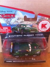 "DISNEY CARS DIECAST - ""Nigel Gearsley Synthetic Rubber Tires"" - Combined Postage"