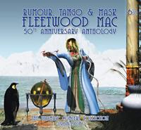 CD Box Set Fleetwood Mac 50th Anniversary Anthology 6 CDs Rumour RARE GIFT IDEA