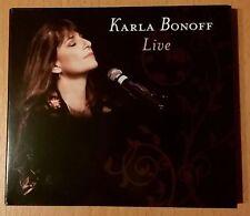 KARLA BONOFF Live (2CD neufs/mint)