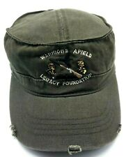 WARRIORS AFIELD LEGACY FOUNDATION distressed style cadet adjustable cap / hat