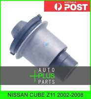 Fits NISSAN CUBE Z11 2002-2008 - Rear Body Mount Bush Rubber Bush Bush