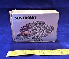 ALIEN NOSTROMO SPACECRAFT BRITISH RESIN MODEL KIT - RESHAPE? RARE!