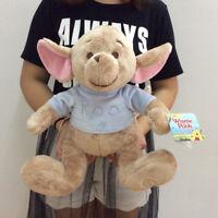 "Official Winnie the Pooh ROO Plush Toy kangaroo Soft Stuffed Doll Kids Gift 12"""