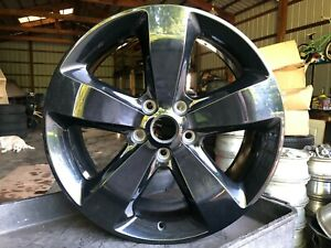 """20"""" Jeep Grand Cherokee Black Factory OEM Wheel Rim 2014 2015 2016"""