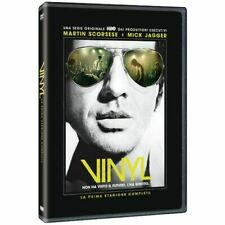 Dvd Vinyl - Stagione 1 (4 DVD) *** Contenuti Speciali ***......NUOVO