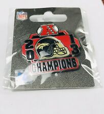 More details for nfl baltimore ravens a champions 2013 lapel pin metal badge collectors mint new