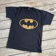 Vintage Single Stitch Batman T Shirt Screen Stars Size Xl