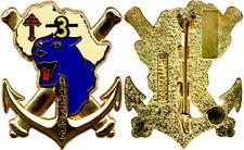 3° Régiment d'Artillerie de Marine, 3° Batterie, Boussemart, (2816)