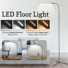1000LM Adjustable LED Floor Lamp Standing Reading Dimmable Desk Table Light USB