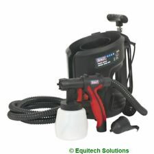Sealey Tools Hvlp3000 Electric Paint Lacquer Spray Sprayer Gun Kit Fence Shed