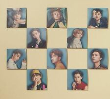 NCT 127 NCT127 REGULATE SMTOWN GIFTSHOP OFFICIAL GOODS LP COASTER SEALED