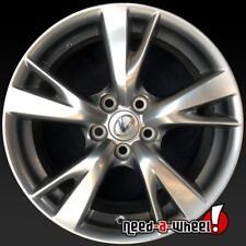 """18x8.5"""" Lexus IS250 IS350 OEM Wheel 2009 2010 Hypersilver Rim 74217 # 4261A53180"""