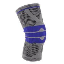 4fe208c009 Sports Knee Compression Sleeve Support Anti Slip Unisex Single Nylon Brace