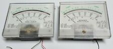 Micronta galvanometer, 2 pieces