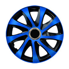 """Universal Wheel Covers 14"""" 15"""" 16"""" set of 4  Many Variations Sport Wheel Covers"""