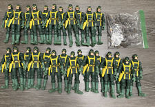 Toybiz Marvel Legends Hydra Soldier/Trooper Lot - 26 Total + Guns
