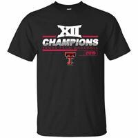 Texas Tech Red Raiders 2019 T-Shirt Men's Baseball Championship Tee Shirt