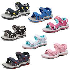Kids Boys Girls Athletic Sandals Open Toe Water Sports Summer Beach Sandals