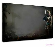 For Honor Gladiator Digital Art For Boys Bedroom Canvas Wall Art Picture Print