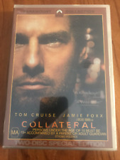 COLLATERAL 2 DISC SPECIAL EDITION TOM CRUISE JAMIE FOXX BRAND NEW REG 4 DVD