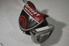 """Odyssey White Ice 9 34"""" Putter Right Steel W/Cover #63464"""