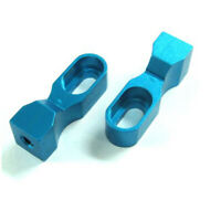 Yeah Racing SER-040BU Alloy Servo Mount Blue For 1/10 - 1/8 Cars
